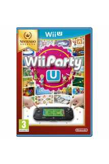 Wii Party U (Nintendo Selects) [WiiU]