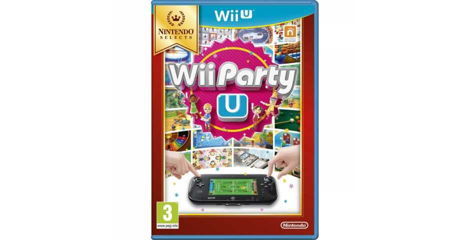 Wii Party U (Nintendo Selects) [Wii U]