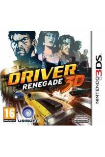 Driver: Renegade 3D [3DS]