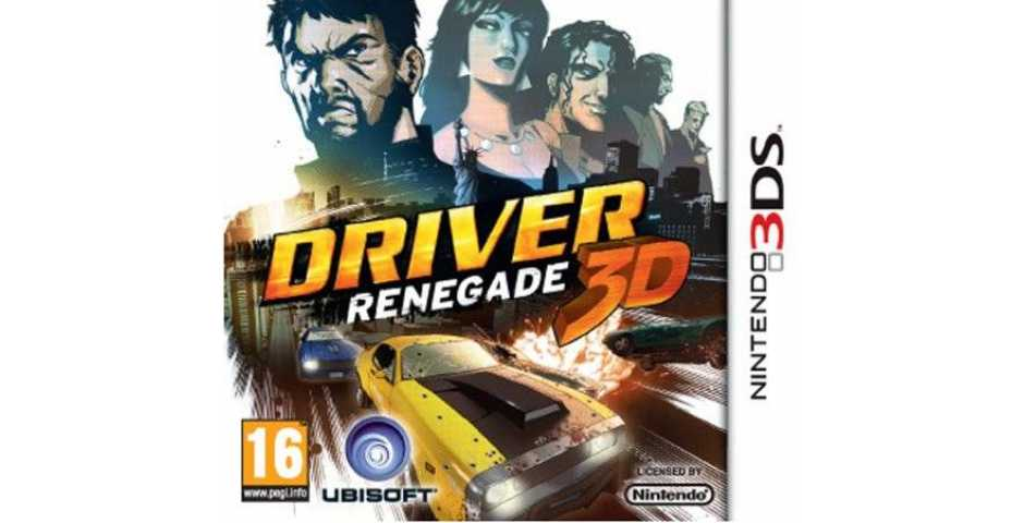 Driver: Renegade [3DS]