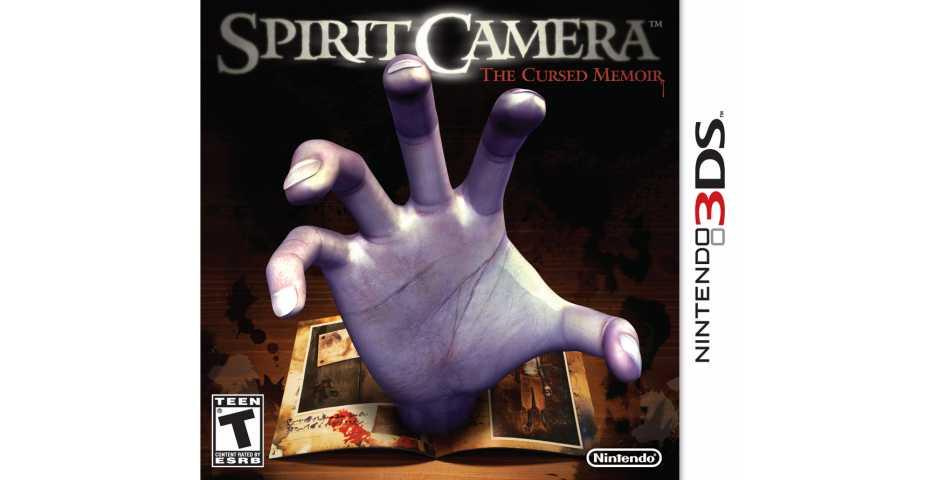 Spirit Camera: The Cursed Memoir [3DS]