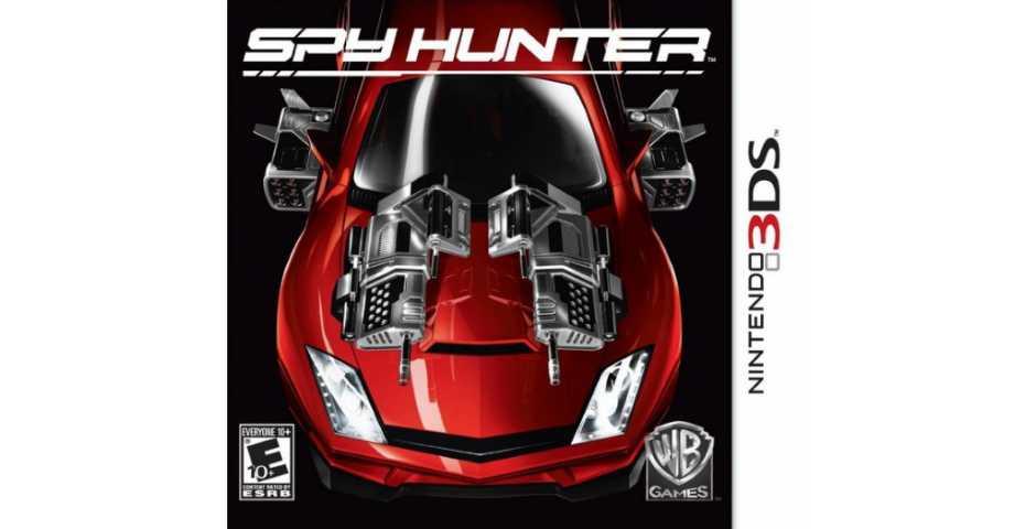 Spy Hunter (Игра американского региона) [3DS]