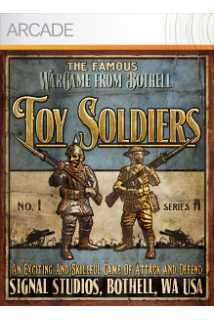 Toy Soldiers (Код на загрузку) [Xbox 360]