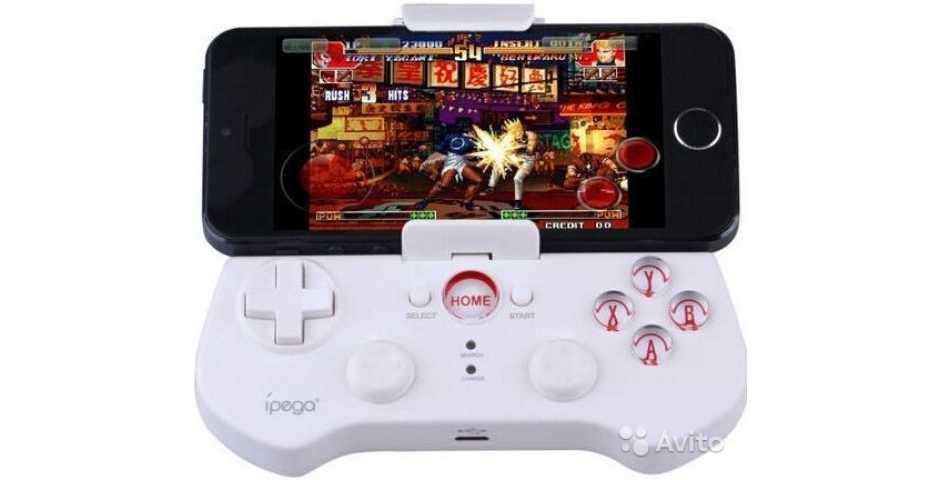 Controller Bluetooth PG-9017 S White iPega [Android/IOS/Windows]