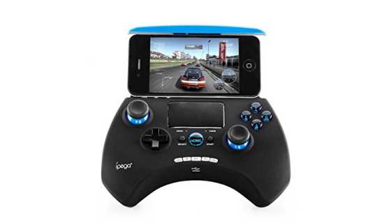 Controller Multimedia Bluetooth w Touchpad PG-9028 iPega [Android/IOS/Windows]