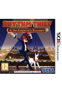 Rhythm Thief and the Emperor's Treasure [3DS]