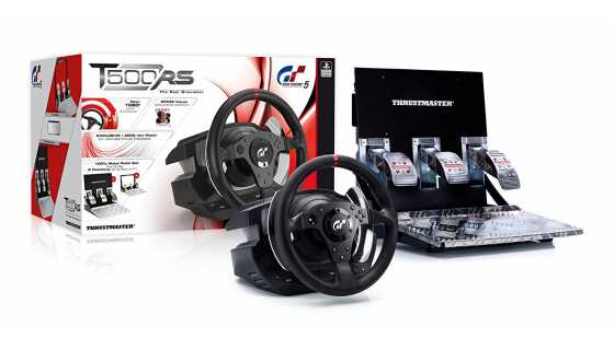 Руль Thrustmaster T500RS [PS3/PC]