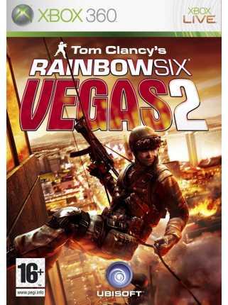 Tom Clancy's Rainbow Six: Vegas 2 [Xbox 360]