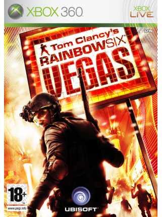 Tom Clancy's Rainbow Six: Vegas [Xbox 360]