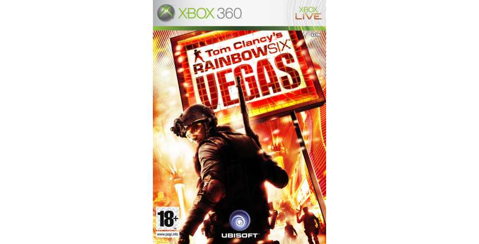 Tom Clancy's Rainbow Six: Vegas [Xbox 360]