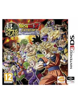 Dragon Ball Z Extreme Butoden [3DS]