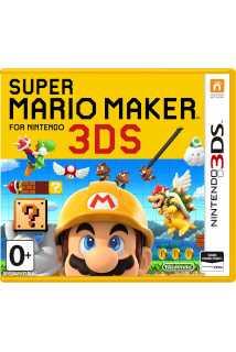 Super Mario Maker [3DS]