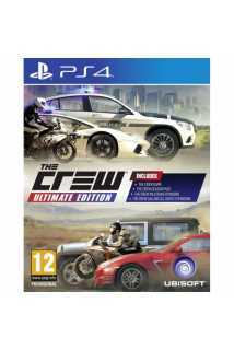 The Crew Ultimate Edition (Русская версия) [PS4]