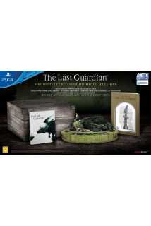 The Last Guardian (Последний хранитель). Collector's Edition [PS4, русская версия]