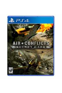 Air Conflicts: Secret Wars [PS4]