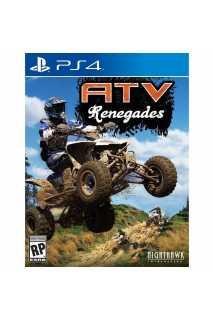 ATV Renegades (Русская версия) [PS4]