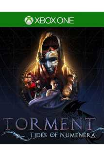 Torment: Tides of Numenera [Xbox One, русская версия]