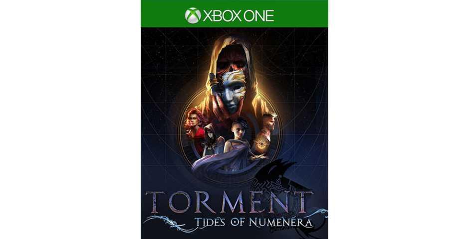 Torment: Tides of Numenera [Xbox One, русская версия]