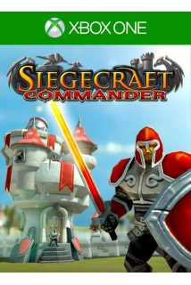 Siegecraft Commander [Xbox One, русская версия]