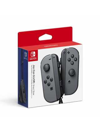 Nintendo Switch - Joy-Con (L/R)-Gray