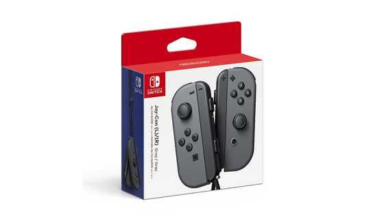 Nintendo Joy-Con (L/R)-Gray