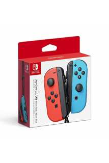 Nintendo Switch - Joy-Con (L/R)-Neon Red/Neon Blue
