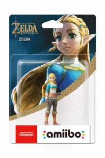 Фигурка amiibo - Зельда (Fieldwork коллекция The Legend of Zelda)