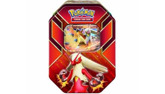 Pokémon XY «Грохочущие небеса». Коллекционный набор «Блейзикен»