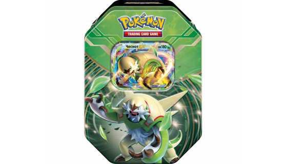Pokémon XY. Коллекционный набор «Чеснот»