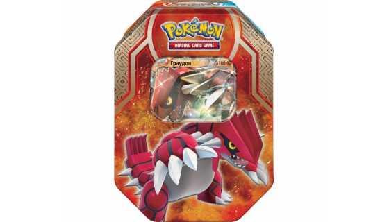 Pokemon XY «Первобытная Дуэль». Коллекционный набор «Граудон»