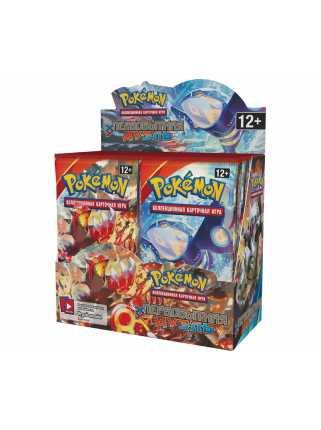 Pokemon XY «Первобытная Дуэль». Набор бустеров