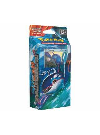 Pokemon XY «Первобытная Дуэль». Тематическая колода «Ядро Океана»