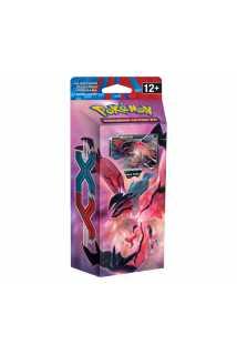 Pokemon XY. Тематическая колода «Разрушительный набег»
