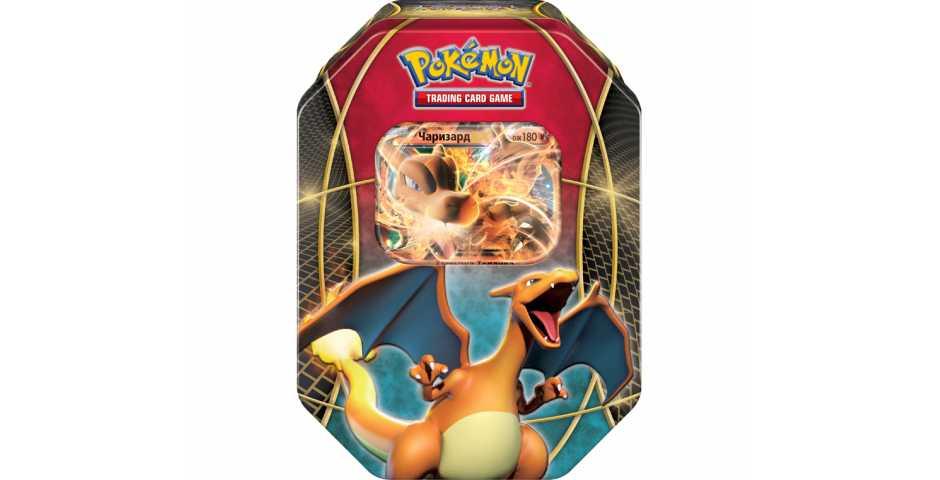 Pokemon XY «Яростный Кулак». Коллекционный набор «Чаризард»