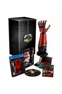 Metal Gear Solid V: The Phantom Pain. Коллекционное издание [PS4, русская версия]