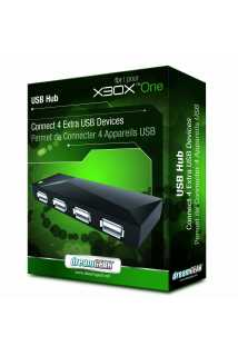 DreamGEAR Xbox One 4 Port USB Hub
