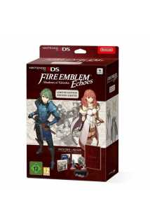 Fire Emblem Echoes: Shadows of Valentia Limited Edition БЕЗ ИГРЫ [3DS]
