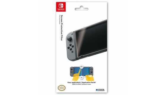 Аксессуары - HORI Защитная пленка для Nintendo Switch