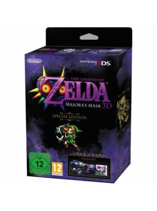 The Legend of Zelda Majora's Mask Ограниченное издание (Limited Edition) [3DS]