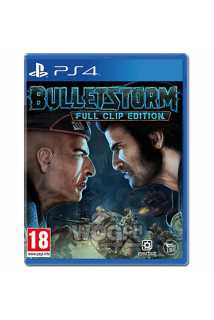 Bulletstorm: Full Clip Edition (Русская версия) [PS4]