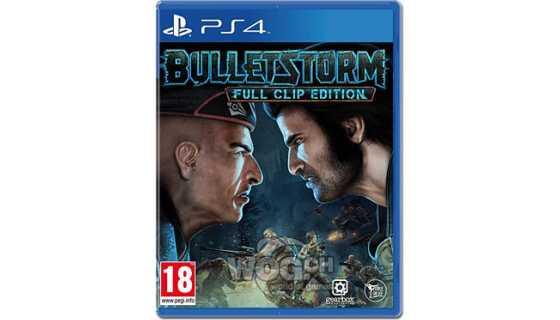 Bulletstorm: Full Clip Edition (Русская версия) [PS4]
