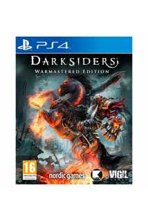 Darksiders Warmastered Edition (Русская версия) [PS4]