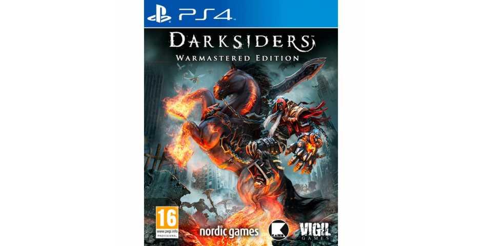 Darksiders Warmastered Edition (Русская версия) [PS4]