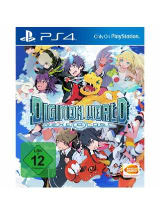 Digimon World: Next Order [PS4]