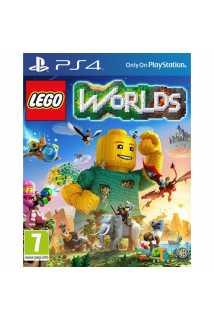 LEGO Worlds [PS4, русская версия]