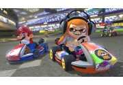 Nintendo - Nintendo Switch (неоновый красный/неоновый синий) + Mario Kart 8 Deluxe