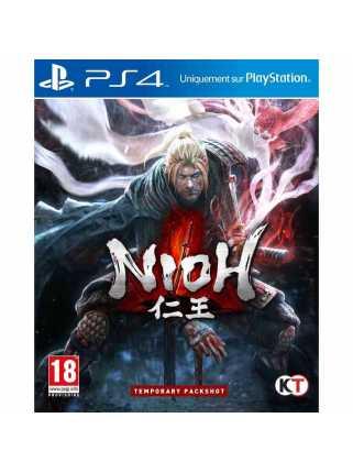 Nioh [PS4, русская версия]