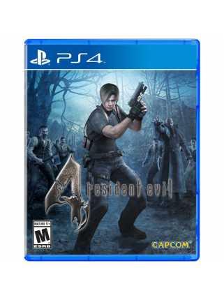 Resident Evil 4 (Английская версия) [PS4]