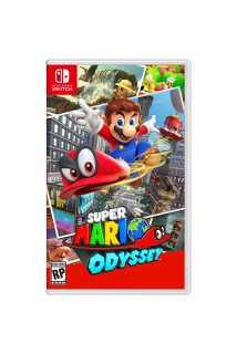 Super Mario Odyssey [Switch] Trade-in | Б/У