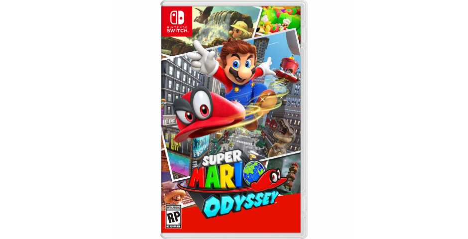 Super Mario Odyssey [Switch] Trade-in | Б/У